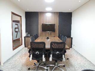 Sala de Reunião e Apresentações
